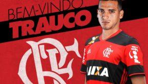 Flamengo anuncia primeiro reforço pra 2017 2833f95492ed1