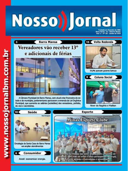 Jornal Edição Janeiro 2018